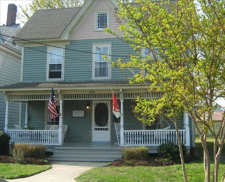Cottage vacation rental in cape charles from