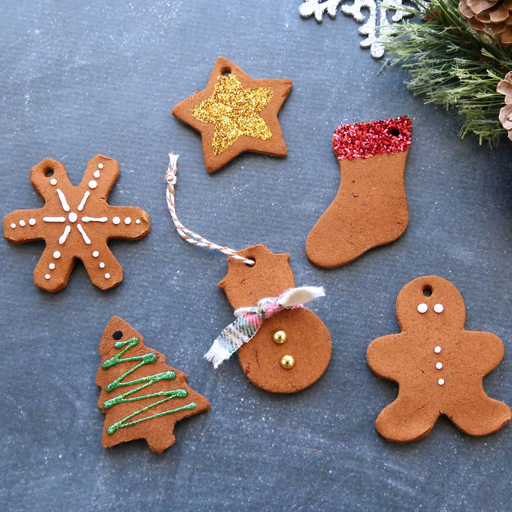 Cinnamon Ornaments That Will Make Your House Smell Amazing It S Always Autumn Cinnamon Ornaments Crafts Christmas Ornaments To Make