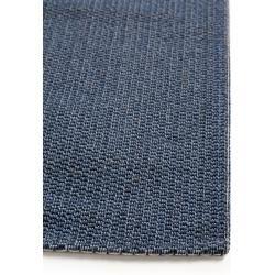 Photo of benuta Naturals Washable Cotton Rug Cooper Blue 150×230 cm – Modern rug for living room