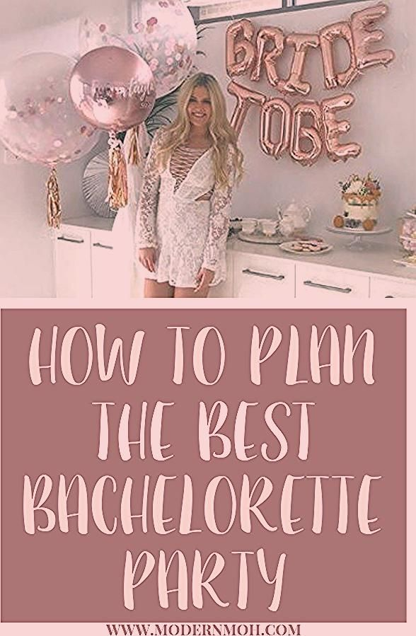 Photo of How to Plan the Best Bachelorette Party