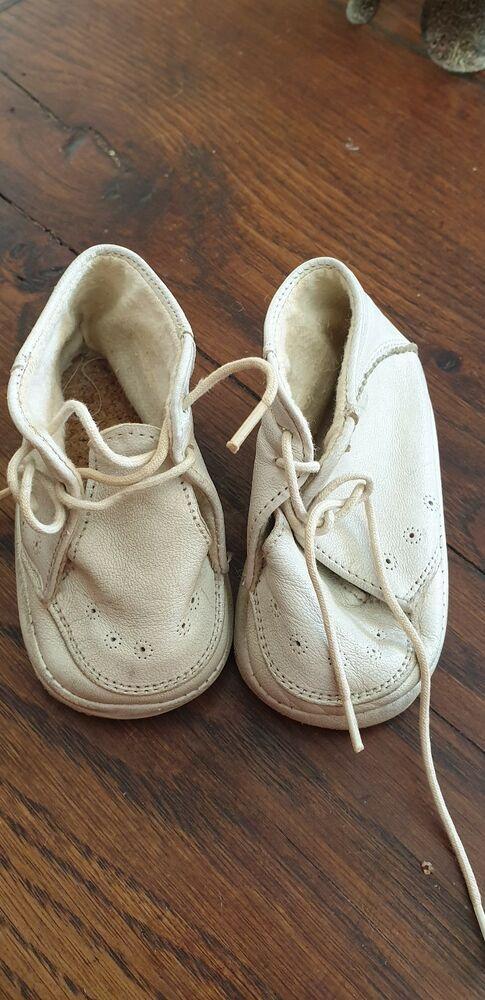 Chaussures pour cuir ancienne Jumeau bottines mode poupée de HWED2eY9I