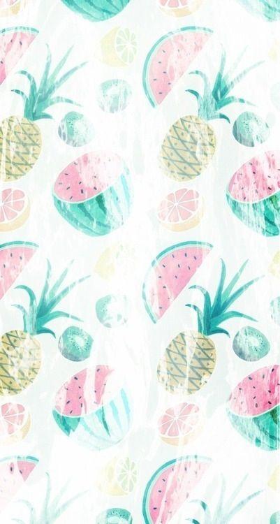 From We Heart It App Watermelon Wallpaper Cute Summer Wallpapers Cute Wallpapers