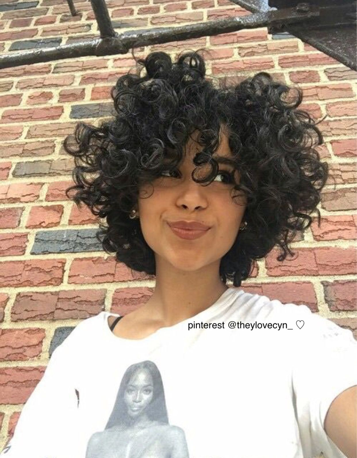 Pinterest Theylovecyn Curly Hair Styles Naturally Hair Styles Curly Hair Styles