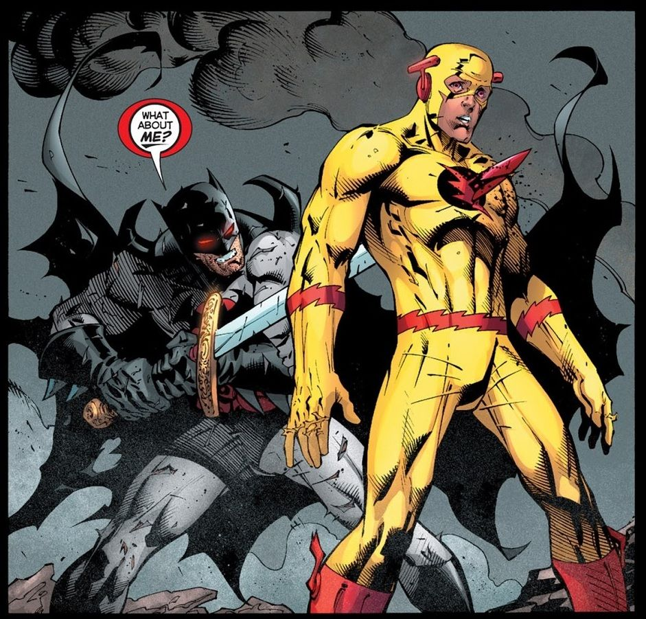 Flashpoint 5. Batman. Thomas Wayne. Geoff Johns. Andy Kubert ...