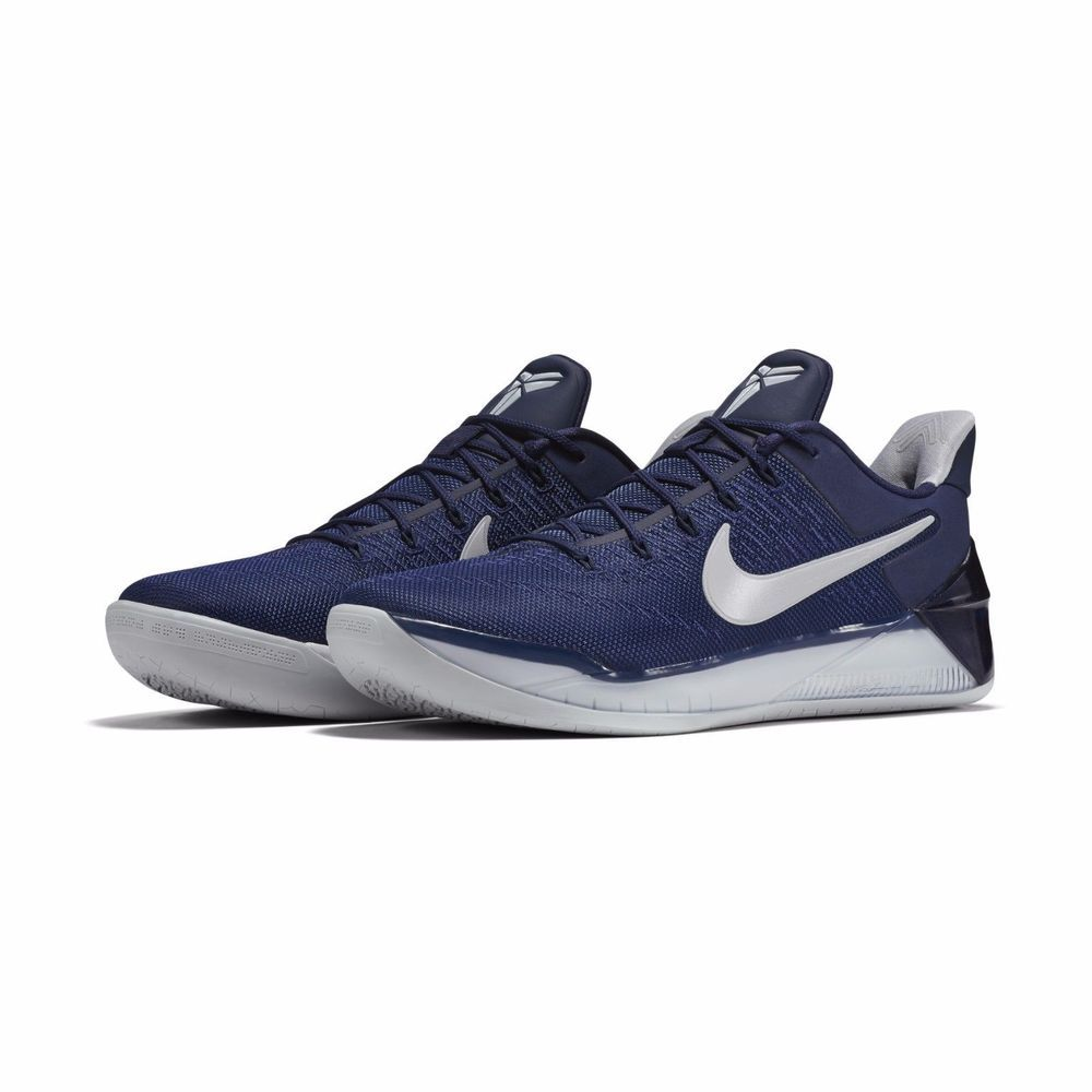 competitive price 0836e 3ccde Death · Sneakers · Tennis Sneakers · Slippers · Trainer Shoes · Nike KOBE  AD Mens Basketball Shoes 9.5 Midnight Navy Pure Platinum 852425 406  Nike