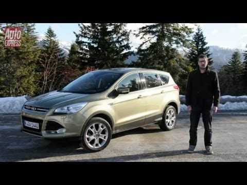 2013 Ford Kuga Review From Autoexpress Ford Kuga Ford Reliable