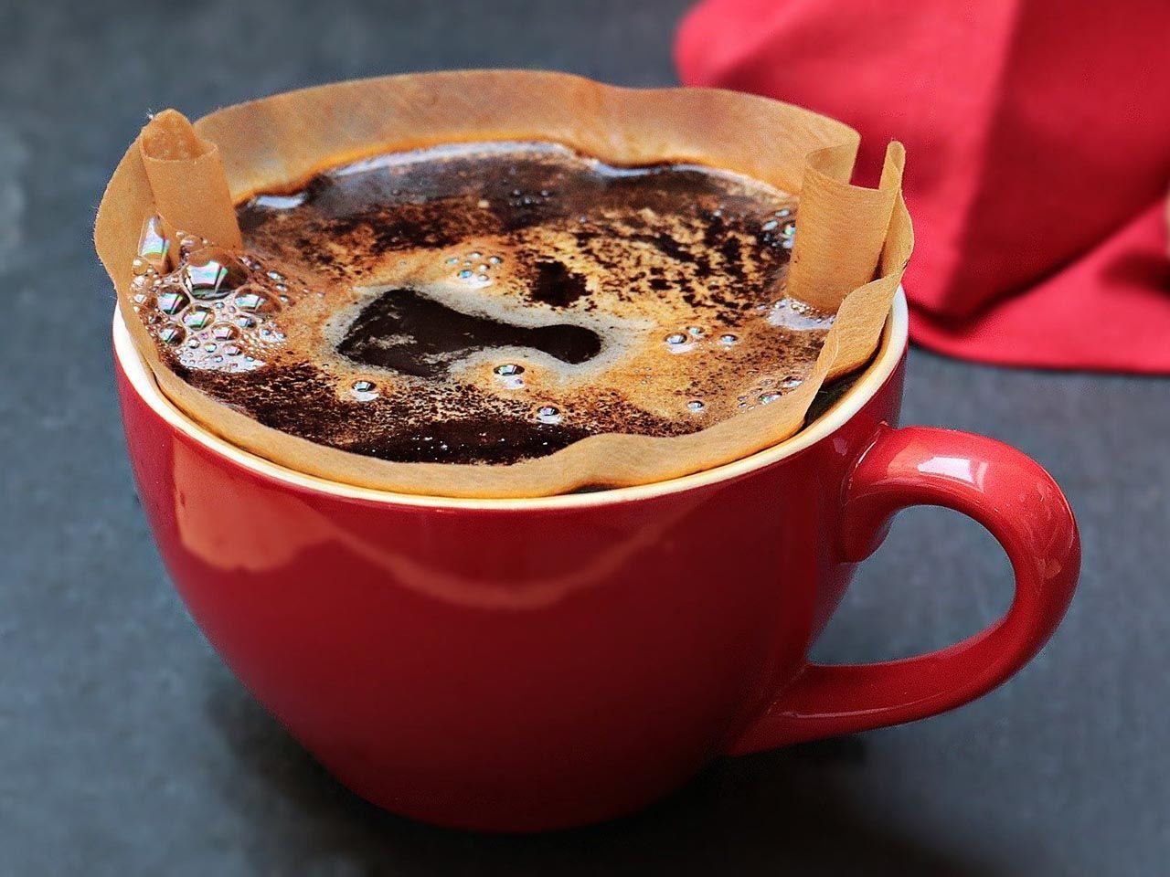 Jak Vzniká Bezkofeinová Káva Tableware Glassware Coffee