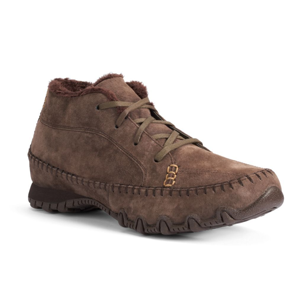 Skechers relaxed fit bikers totem pole womens athletic