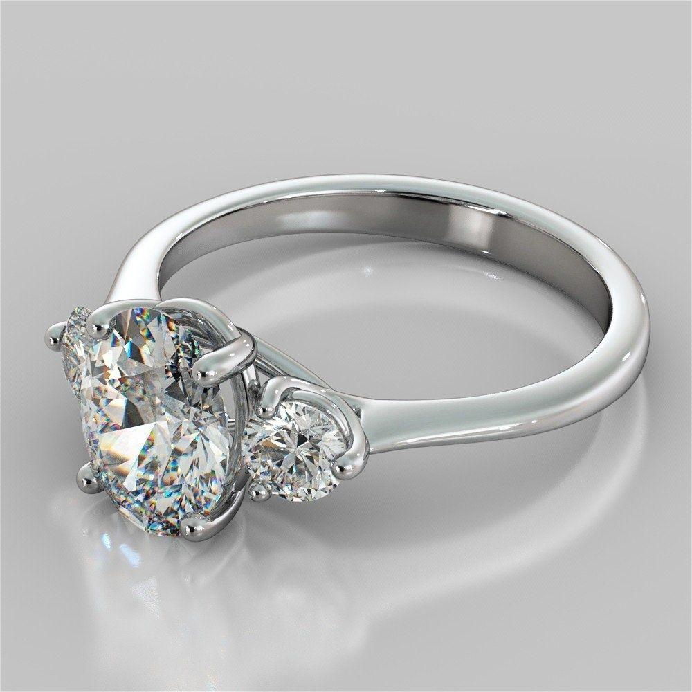Lab Created Diamond Engagement Rings Zales