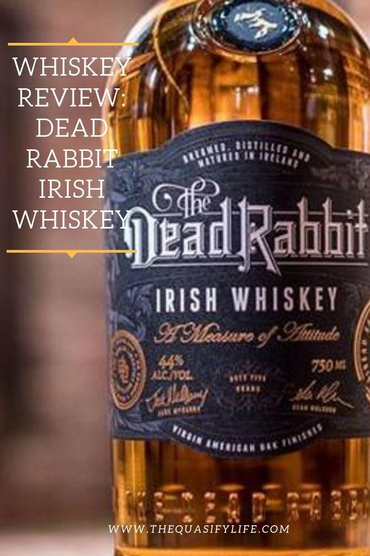 Whiskey Review Dead Rabbit Irish Whiskey irishwhiskey