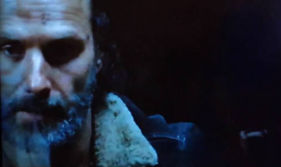 "Screen caps from ""A"" TWD finale"