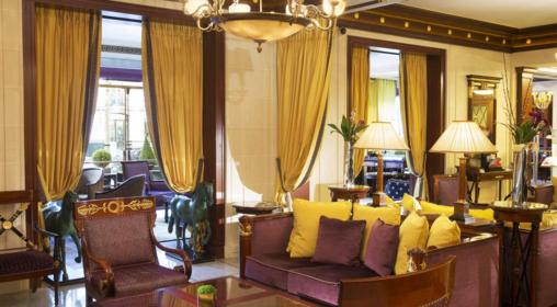 Napoleon Hotel 40 Avenue de Friedland, 75008 Paris, France