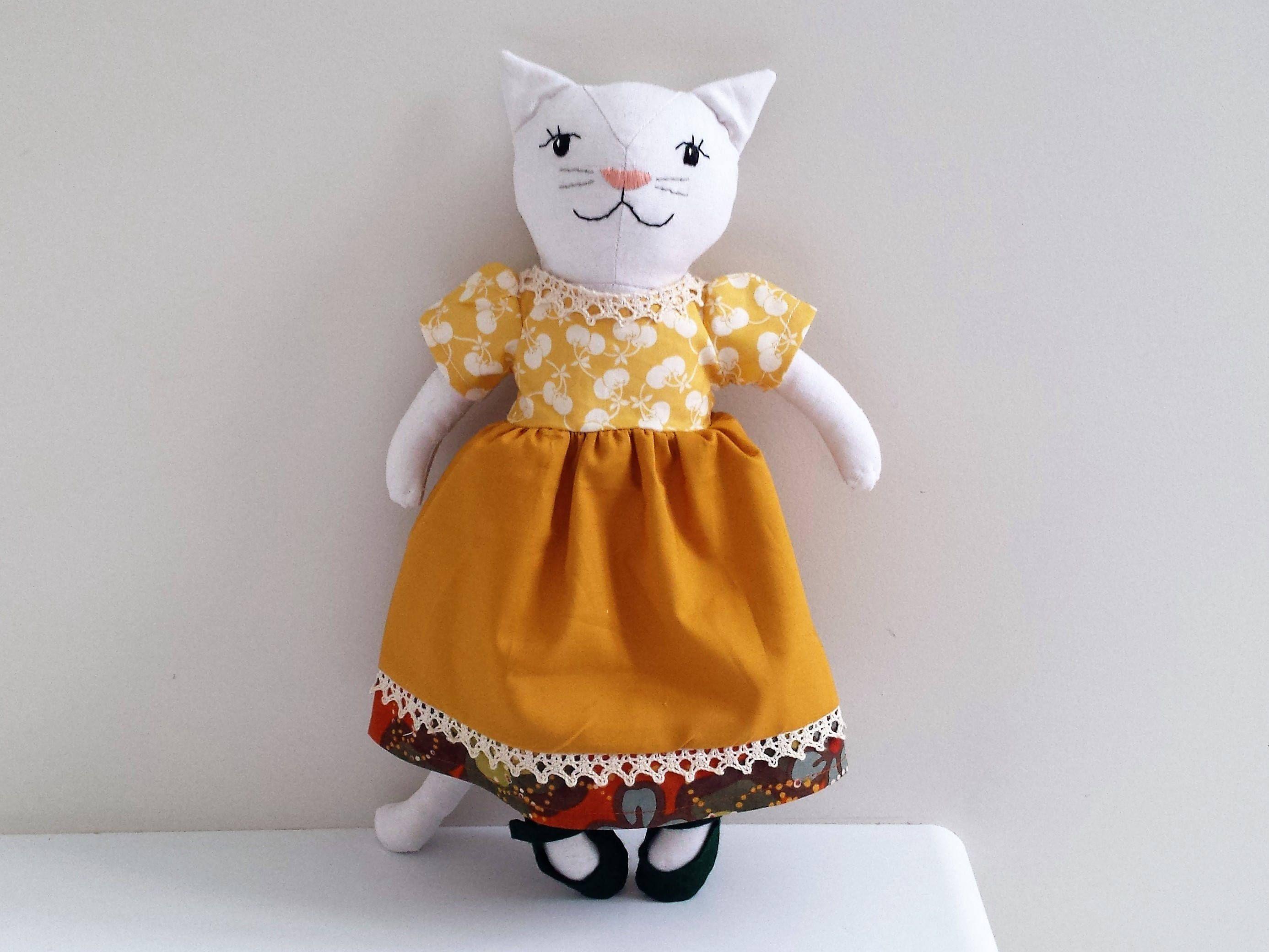 Кукла кошка картинки