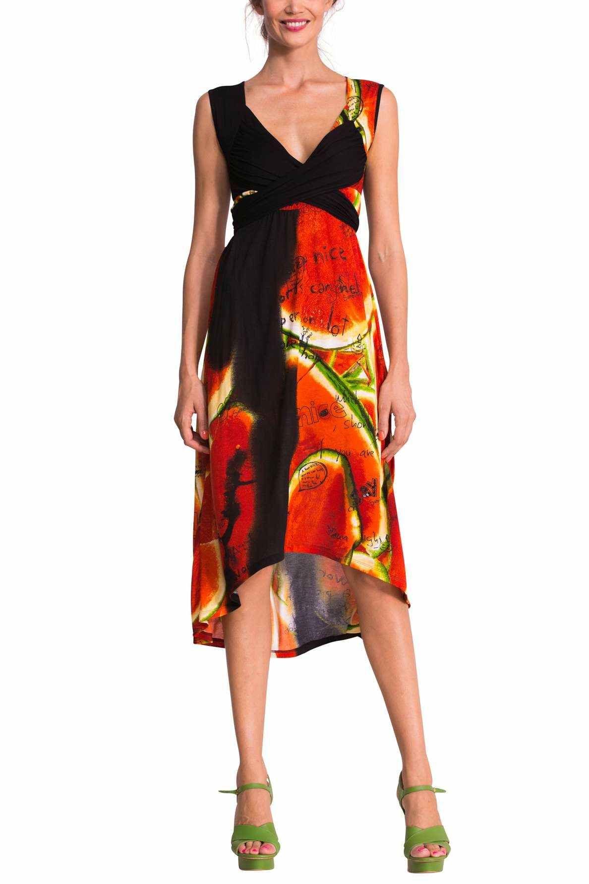 51V20Y0_3007 Desigual Dress Pral, Canada | Look Desigual | Pinterest ...