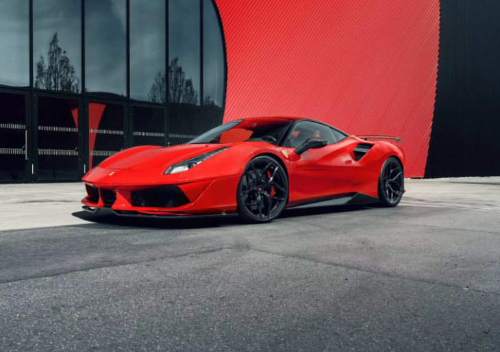 Pogea Racing Gives The Ferrari 488 Gtb A Boost To 820 Horsepower