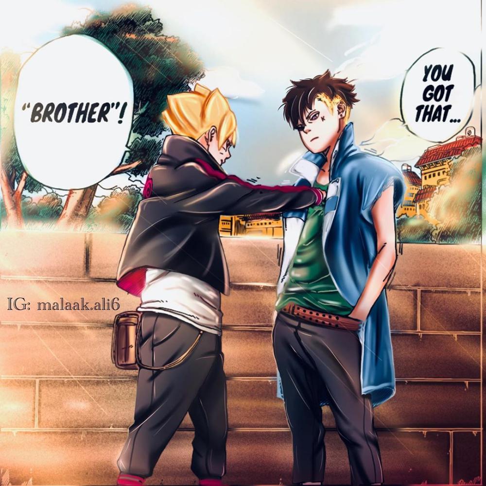 Boruto & Kawaki Boruto Capitulo 35 Manga Boruto