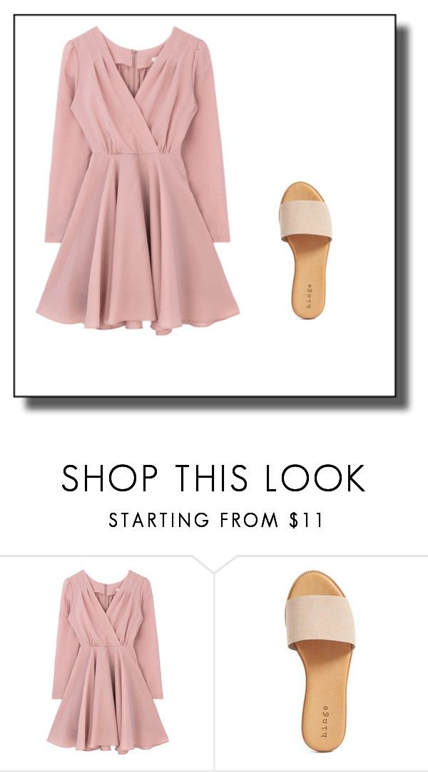 """""""Untitled #1"""" by dzemila-c ❤ liked on Polyvore featuring Hinge"""