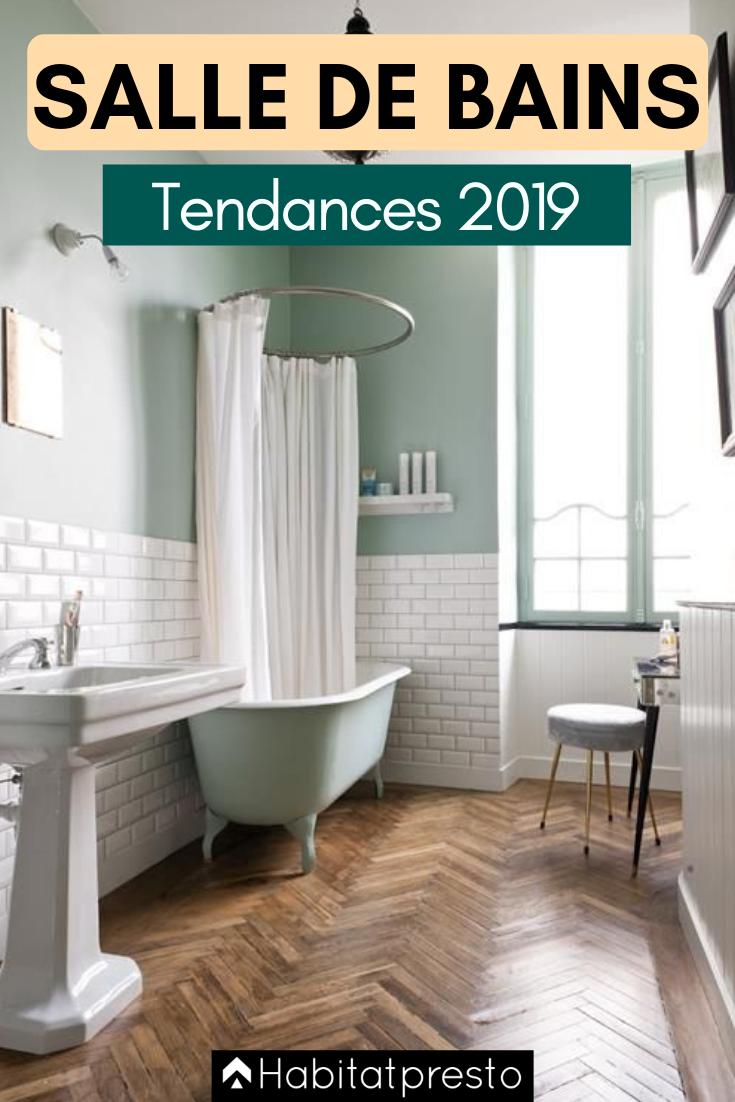 tendances de salle de bains 2019 les 7 incontournables besoin d idees tendances pour