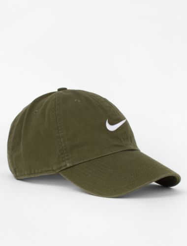 Nike Swoosh H86 Hat Legion Green White Army Green Nikes ea0bfbf78cf