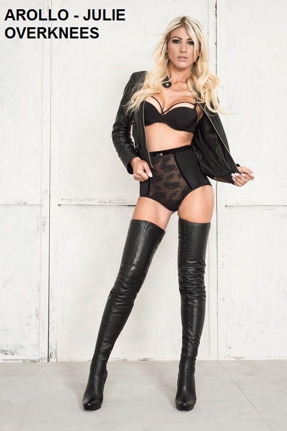 Arollo Leather Heeled Boots 93ef19e12f61a7b54bf9f382a108eb42
