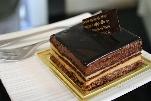 "La Torta Setteveli ""Seven Veils"" Cake"