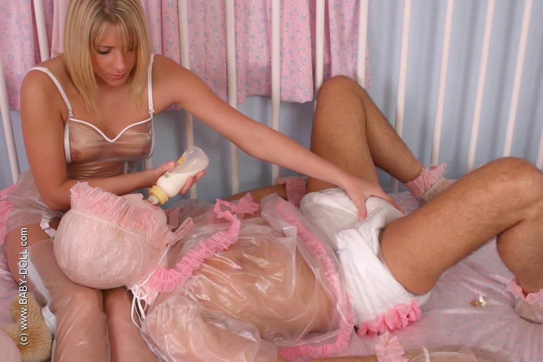 Diaperlover Adultbaby And Diaperslave How Big Is Baby Plastic