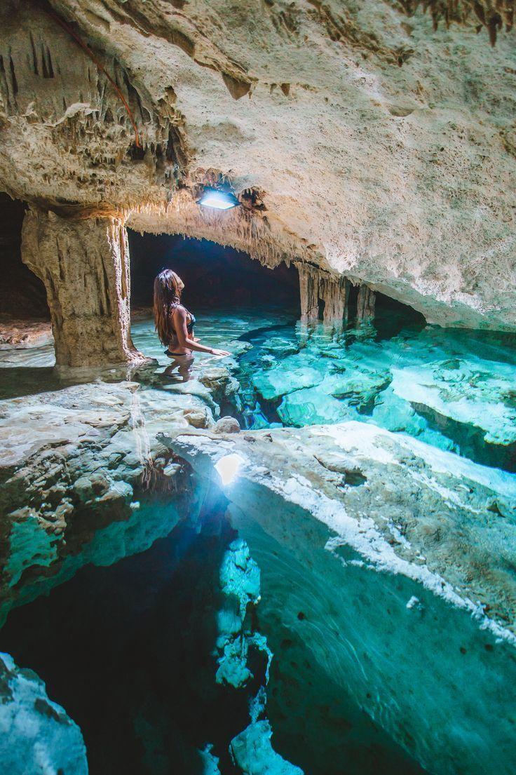 Photo of Die unglaubliche unterirdische Cenote Tak Be Ha in Tulum! Lesen Sie unsere Cenot…