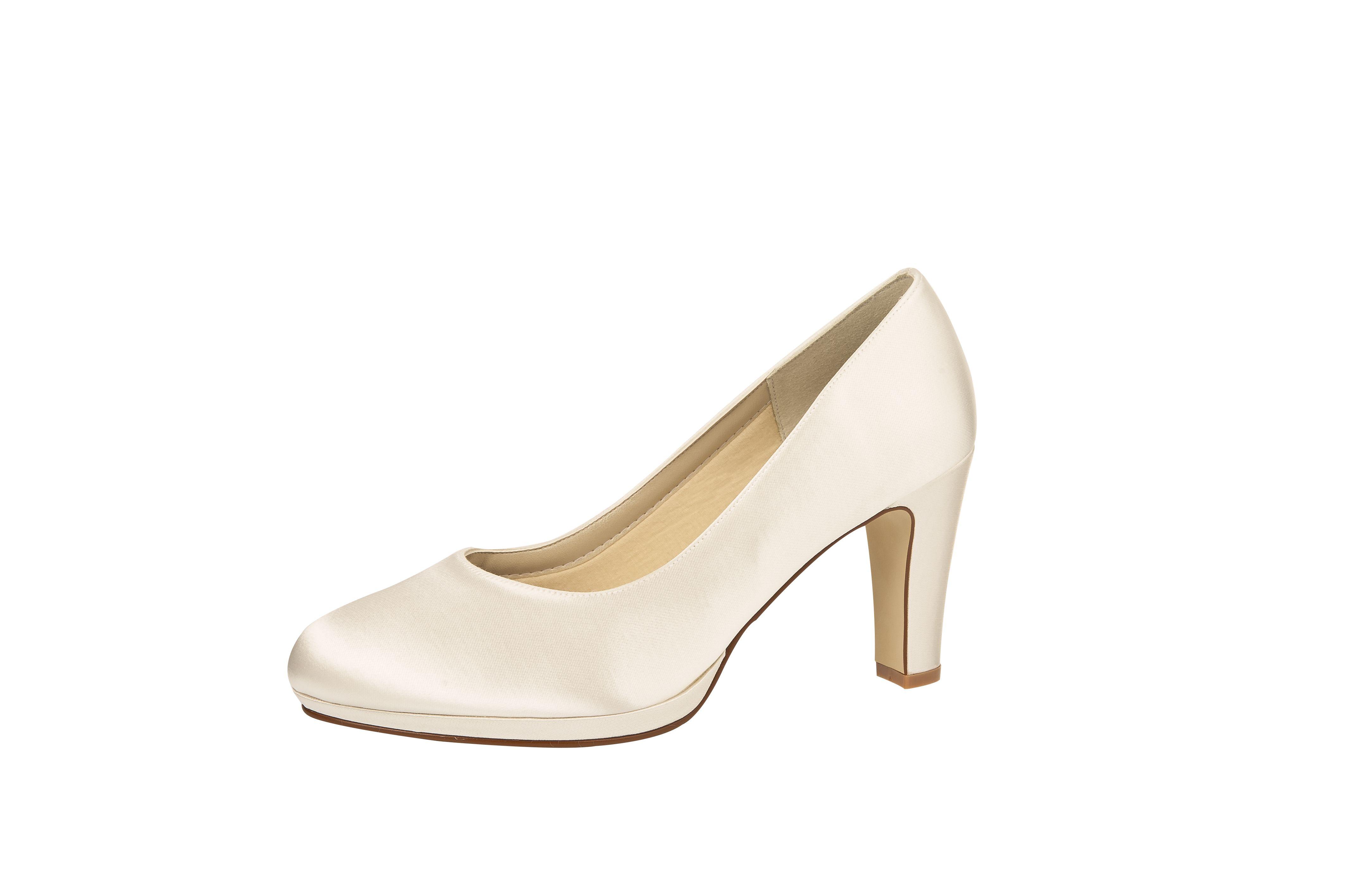Brudesko fra | Bryllup brud smykker+sko | Brudesko