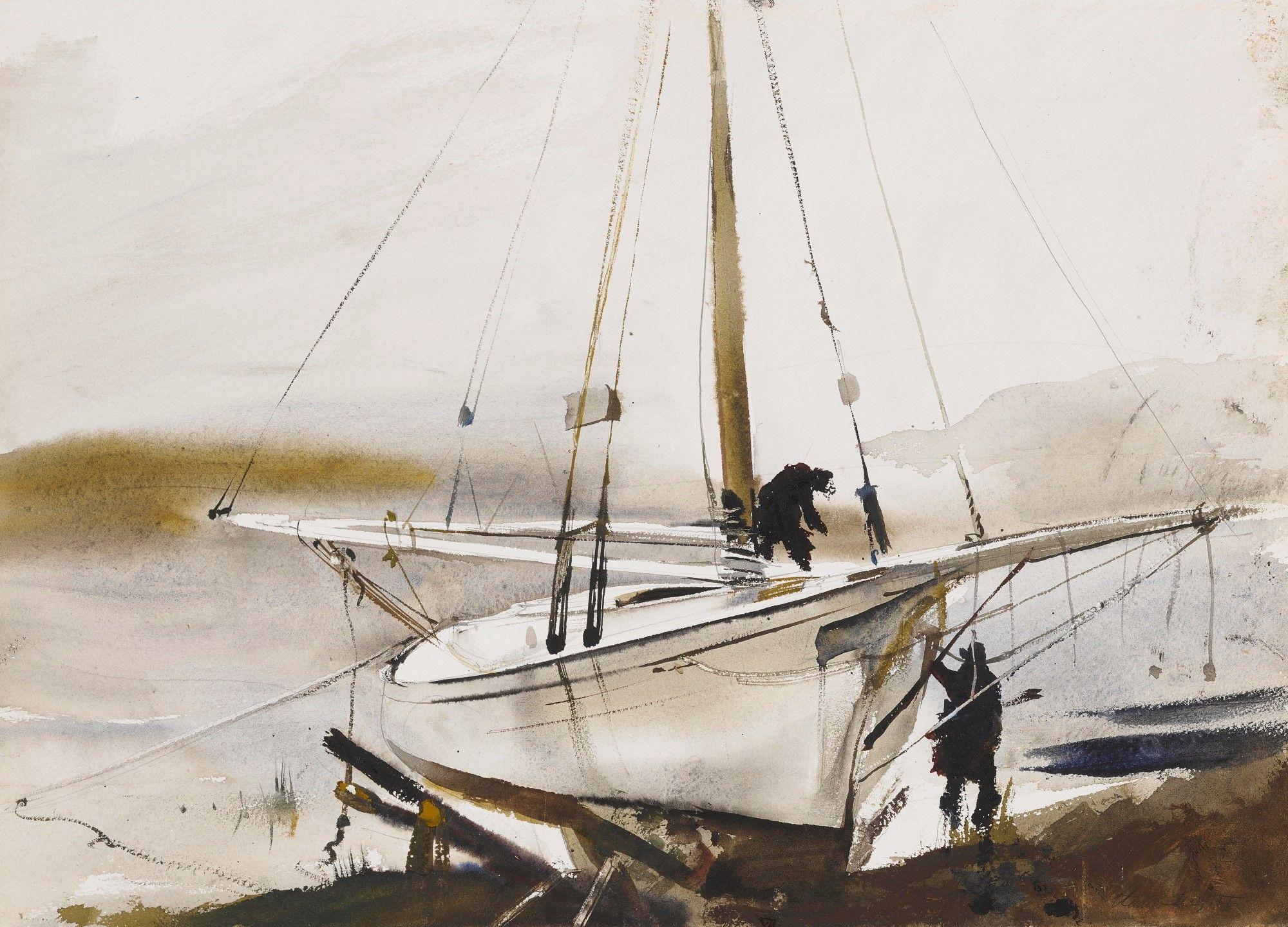andrew wyeth artist biography