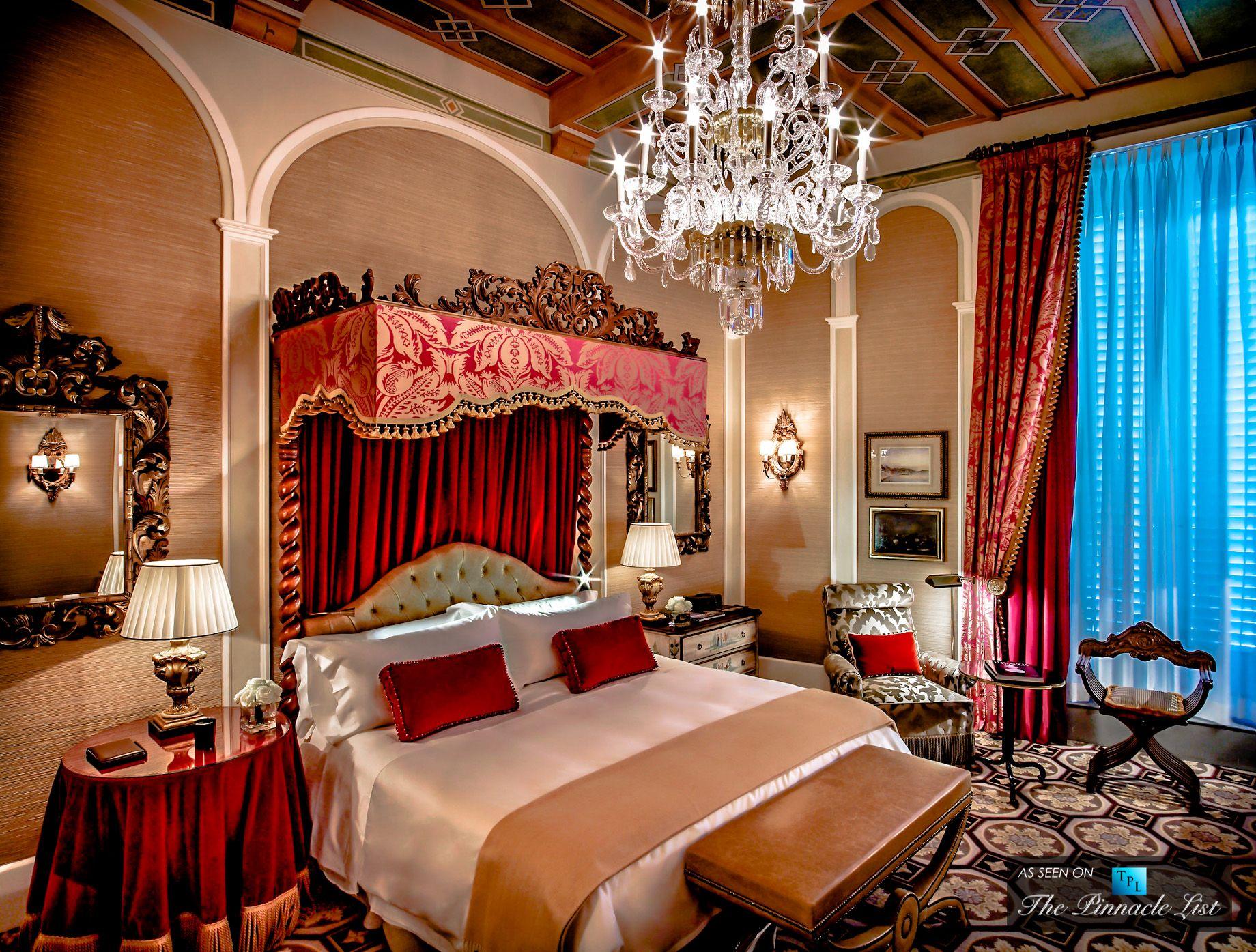 St regis luxury hotel florence italy premium deluxe renaissance style