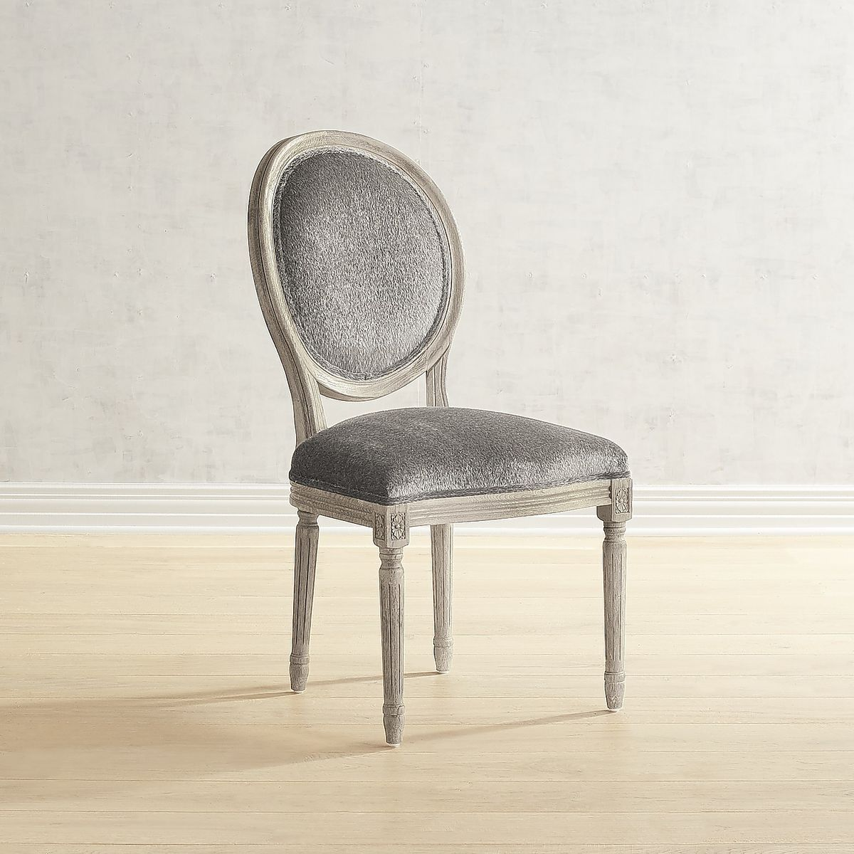 Our Aristocratic Eliane Is A Direct Descendant Of Louis Xvi S Classic Dining Chair Crafted Of Oak A Dining Chairs Oversized Chair Living Room Fur Dining Chair