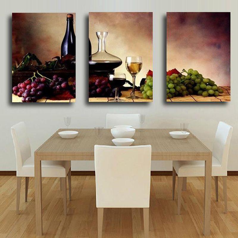 Bonito Decoración De Uva De Vino Y Cocina Motivo - Ideas de ...