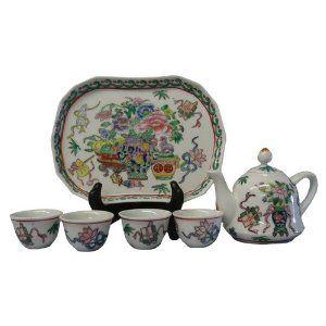 Chinese Miniature tea set