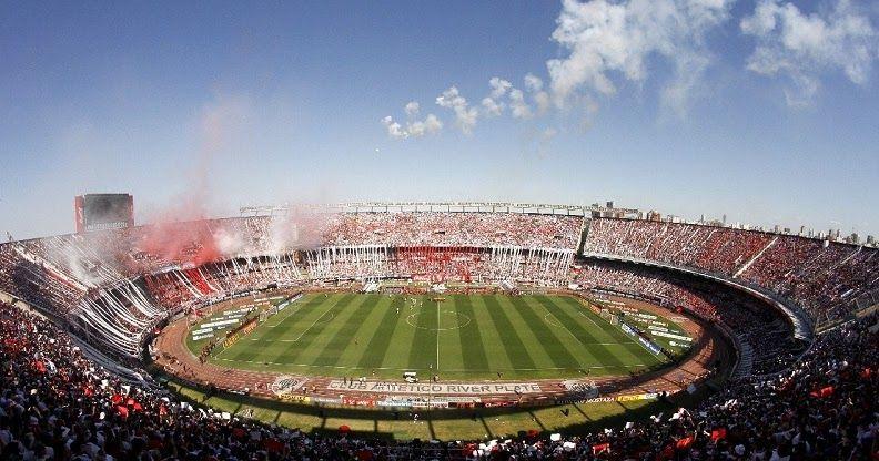 Estadio Monumental De Nunez Em Buenos Aires 2019 Sao Paulo