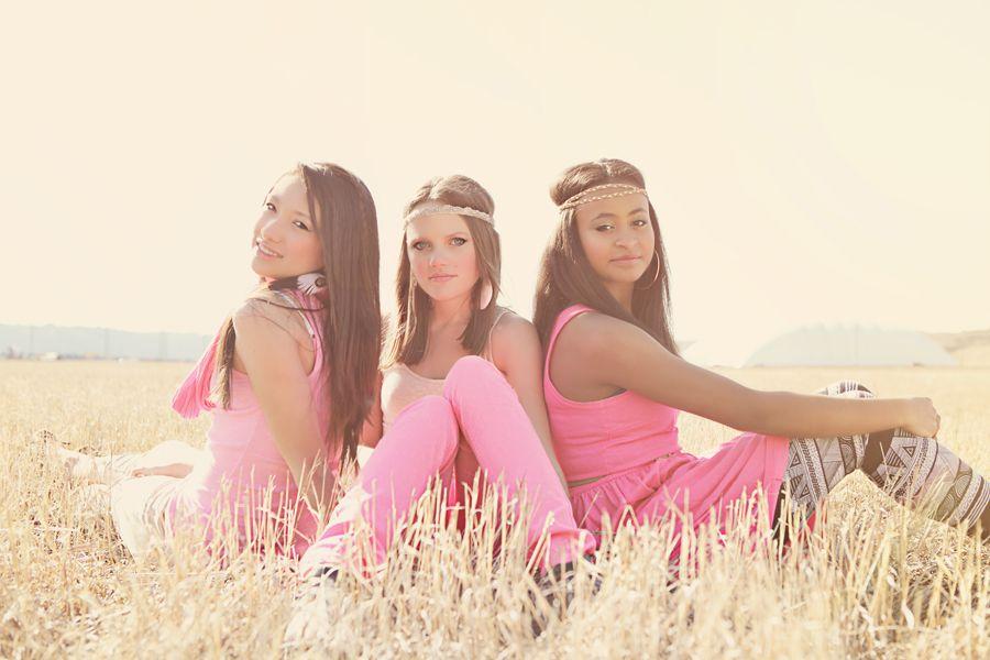 White Dress Photography's Blog - Pink Pocahontas Shoot