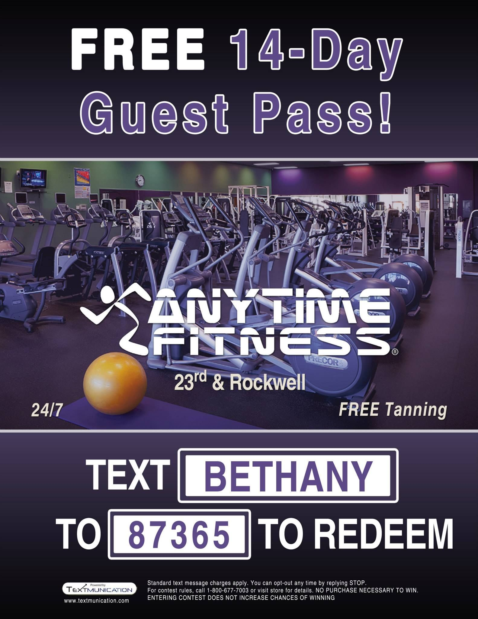 Anytime Fitness Flyer Fitness Flyer Anytime Fitness How To Apply