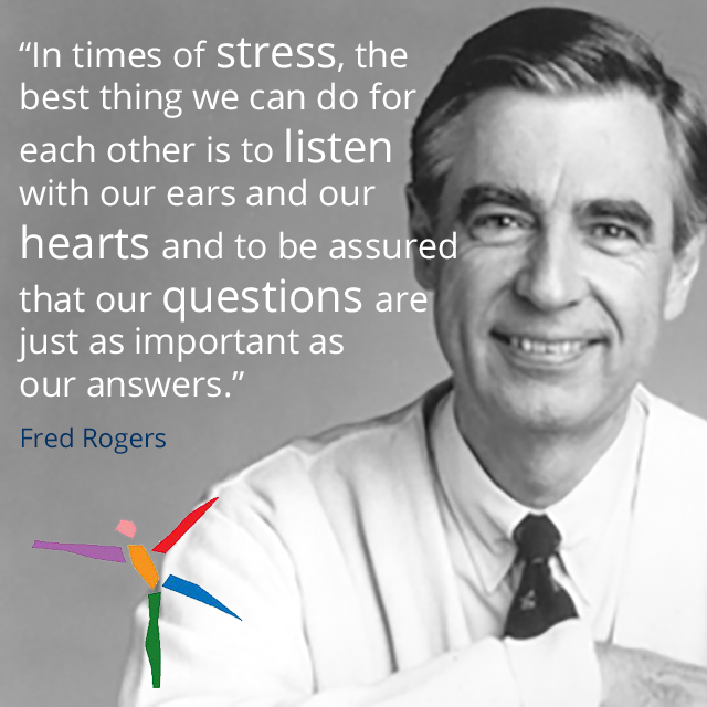 De Stress Inspiration Favorite Quotes Mr Rogers Mr Rogers Quote Fred Rogers Mr Rogers
