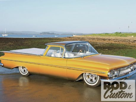 1959 Chevy El Camino For The Best In Car Care Products Click