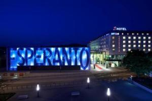 Esperanto Hotel, Fulda, Germany.