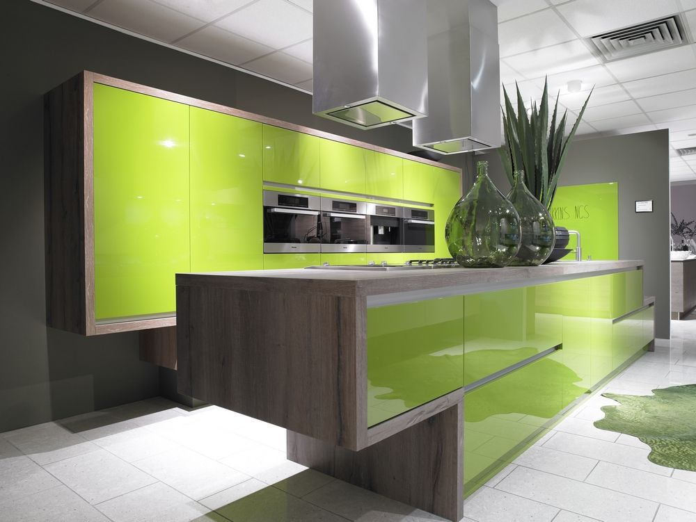 Beau meuble de cuisine design d coration fran aise for Exemple decoration interieur