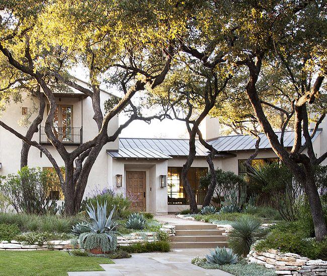 inspired greenery farmhouse