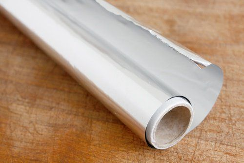 12 Unique Ways To Use Aluminum Foil Around The House How To Clean Silver Cleaning Cleaning Hacks