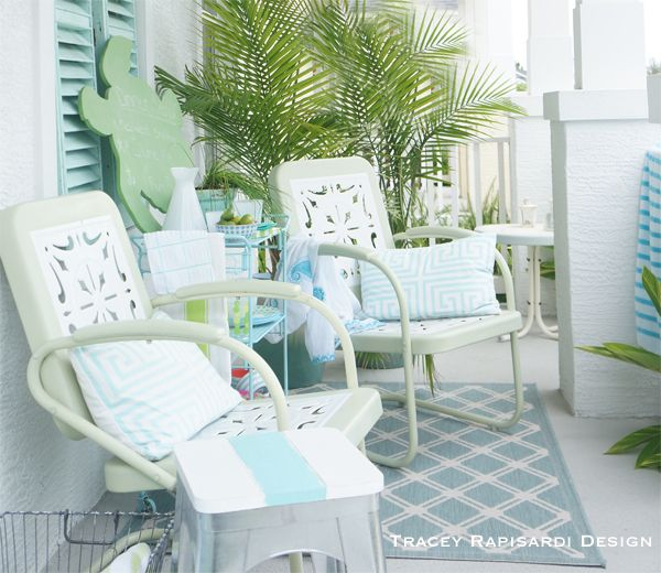 Sarasota Beach House By Tracey Rapisardi Beach Cottage Decor
