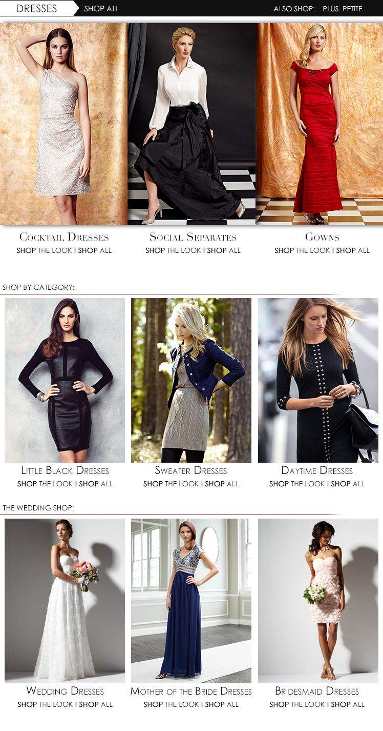 Womens Casual & Formal Dresses : Womens Dresses & Gowns