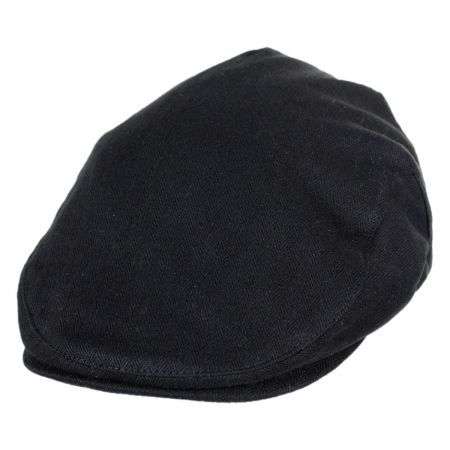 Hooligan Tonal Herringbone Cotton Ivy Cap in 2018  80a7cd30698
