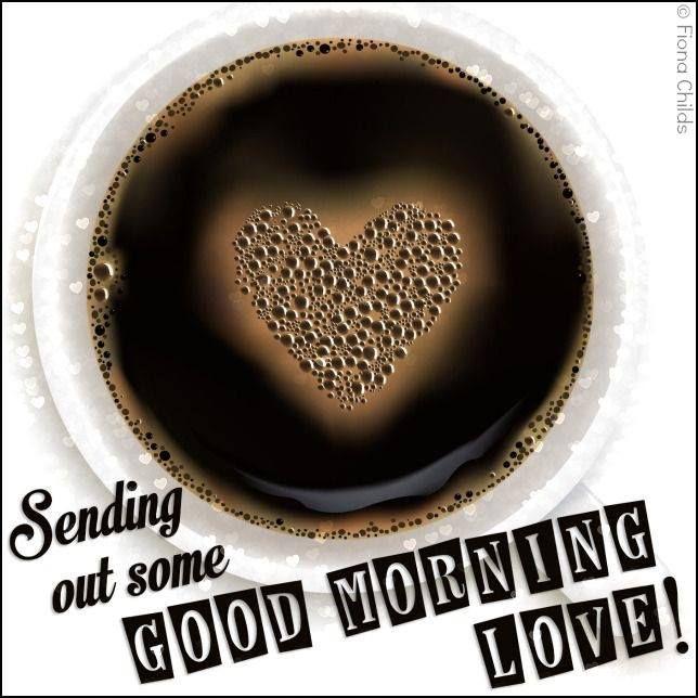 •.¸('*•.¸(¨*•.¸♥¸.•*¨)¸.•*')¸.•*¨)*•.¸('*•.¸(¨*•..•*')¸.•*¨  ♥♥ Sending out some Good Morning Love!