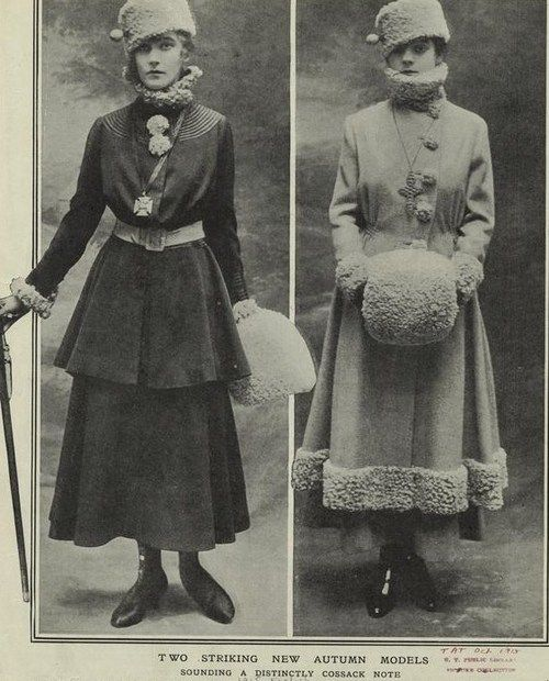 American Duchess: New Project! Russian-Inspired Late Edwardian Suit