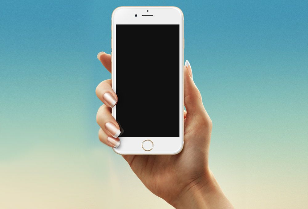 Iphone 6 Samsung Galaxy S6 Free Mockup Templates Iphone Iphone Mockup Android Psd
