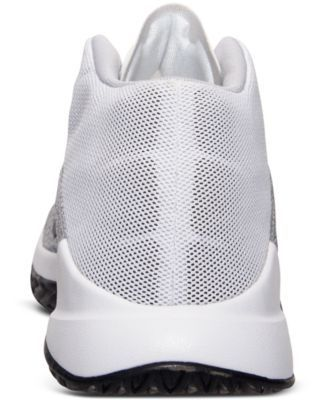 23a69f665c18 Nike Men s Zoom Ascention Basketball Sneakers from Finish Line - White 11