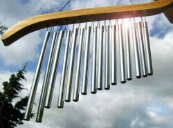 Woodstock Emperor Harp Chime Large £28.95(Inc. VAT)  RRP £33.99- You Save £5.04 (14.83%)  Quantity:   In Stock.  Delivery Time 1-2 days for this product.  Free UK Delivery on this item!